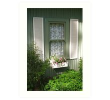 Bundanoon Cottage Art Print