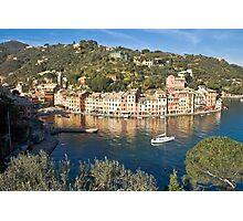 Portofino Photographic Print