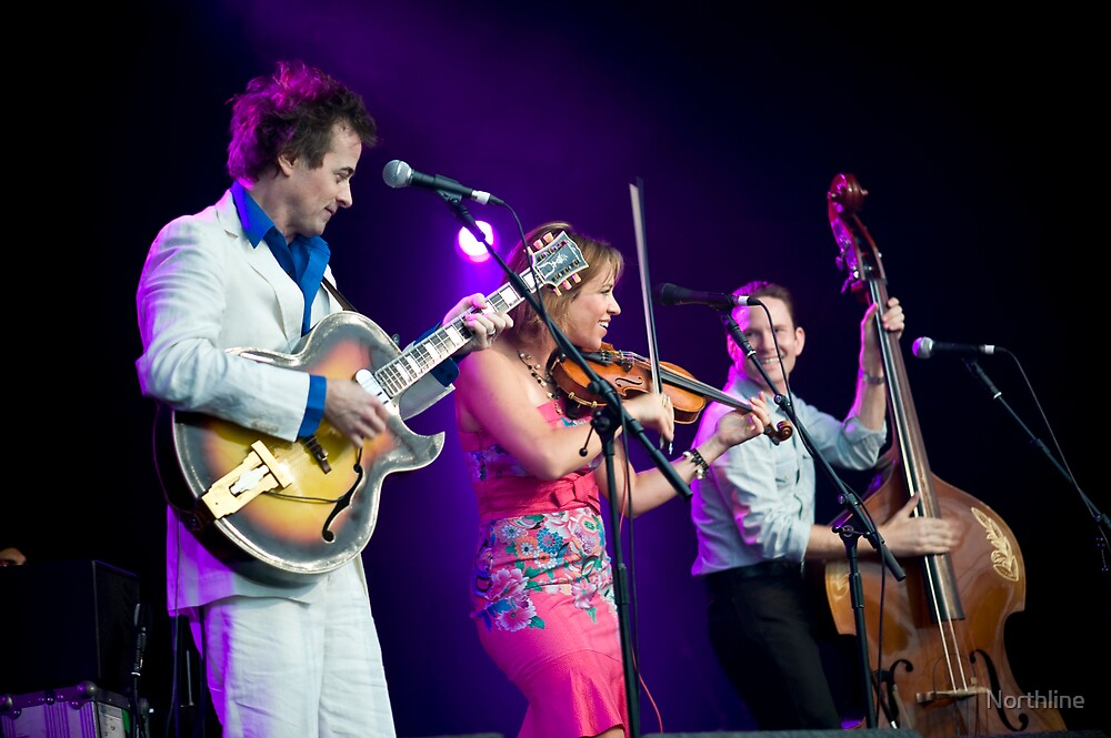 Hot Club of Cowtown by Northline