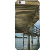 Under the Boardwalk - Urunga iPhone Case/Skin