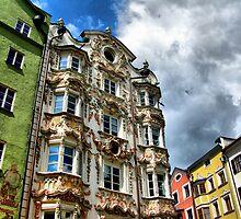 Innsbruck II by Daidalos