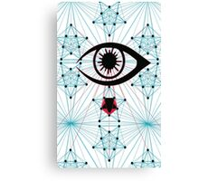 The Eye 2  Canvas Print