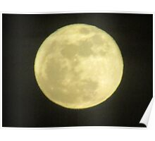 January 5 2015 Fullmoon Poster