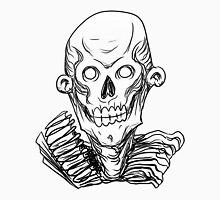 Zombie Skull Head Unisex T-Shirt