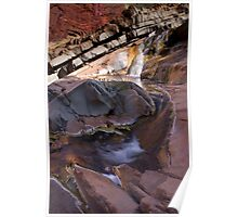 Hammersley Gorge Poster