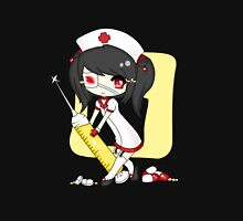 Slutty Nurse Womens Fitted T-Shirt