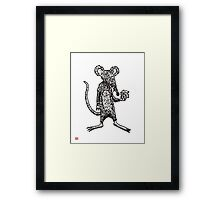 Rat Framed Print