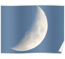 January 25 2015 Moon Poster
