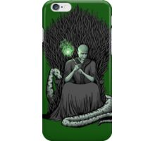 Game of Wands iPhone Case/Skin