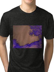 Neon Country Tri-blend T-Shirt