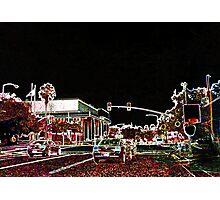Tampa Nightlights Photographic Print