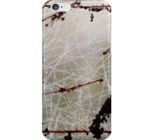 Maze Of Dew Drops iPhone Case/Skin