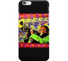 Wynton Marsalis plays Louis Armstrong iPhone Case/Skin