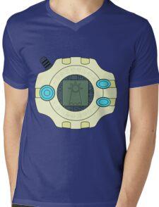 Digimon digivice Hope Mens V-Neck T-Shirt