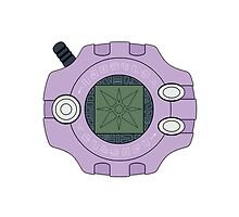 Digimon digivice Light by Zanie