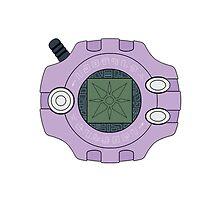 Digimon digivice Light by Zanie