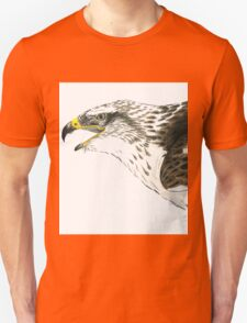 Bond, A Ferruginous Hawk Unisex T-Shirt