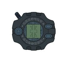 Digimon digivice Reliability by Zanie