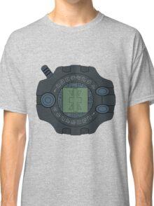 Digimon digivice Reliability Classic T-Shirt