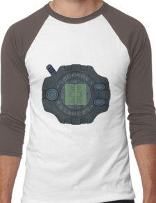 Digimon digivice Reliability Men's Baseball ¾ T-Shirt