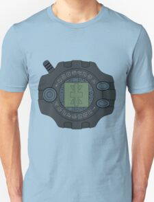 Digimon digivice Reliability Unisex T-Shirt