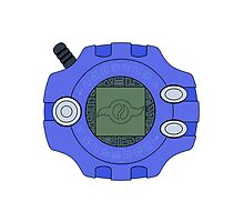 Digimon digivice Friendship by Zanie