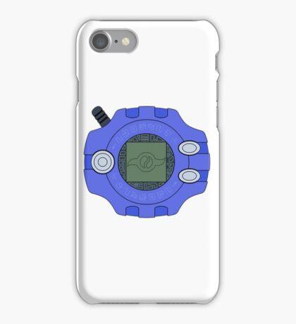 Digimon digivice Friendship iPhone Case/Skin