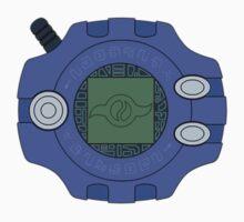 Digimon digivice Friendship Kids Clothes