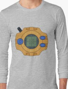 Digimon digivice Courage Long Sleeve T-Shirt
