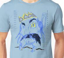 King Blue Unisex T-Shirt