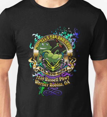 Cricket's Bar & Grill, Warner Robins, GA Unisex T-Shirt