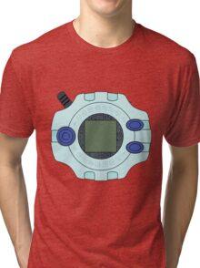 Digimon Digivice Tri-blend T-Shirt