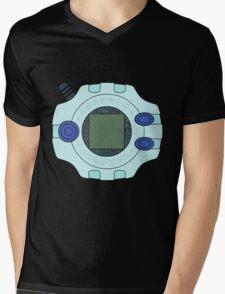 Digimon Digivice Mens V-Neck T-Shirt