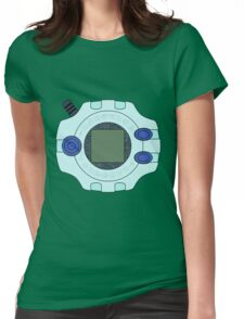 Digimon Digivice Womens Fitted T-Shirt