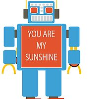 YOU ARE MY SUNSHINE by JukoVintage