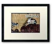 Norsman 3 Framed Print