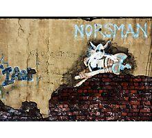 Norsman 3 Photographic Print