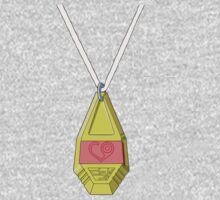 Digimon Emblem of Love Kids Tee