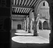 Arches by Pamela Jayne Smith