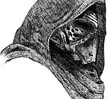 Kylo Ren (Star Wars E7 Villain) by blackcross