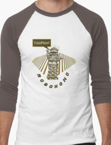 RoboHomo Men's Baseball ¾ T-Shirt