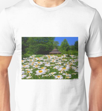Pushing Up Daisies Unisex T-Shirt
