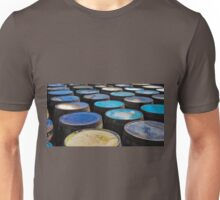 Islay whisky barrels Unisex T-Shirt