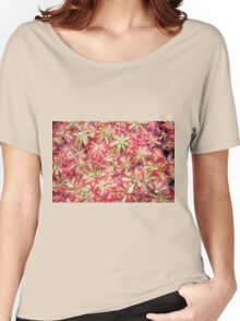 Sundew plant Women's Relaxed Fit T-Shirt