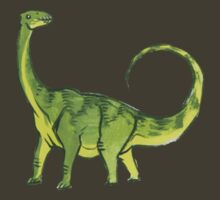 tiny titanosaur by thoughtsupnorth