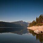 Lake Como Reflections by Ben Rae