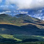 Beinn Ghlas and Ben Lawers by Panalot