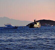Turkish Evening by Pat Herlihy
