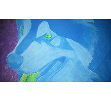 Pastel Doggie Photographic Print