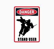 JoJo's Bizarre Adventure Danger - Polnareff Silver Chariot  Unisex T-Shirt